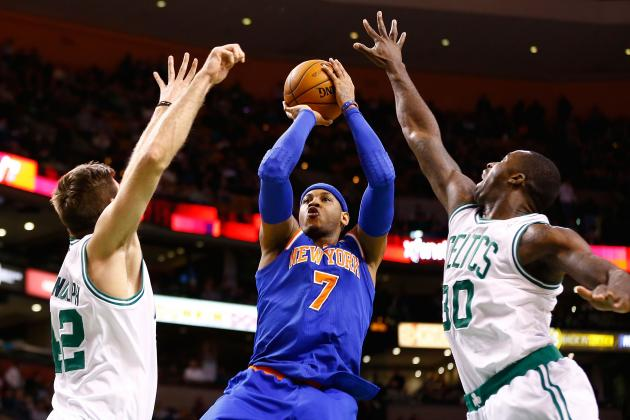 Knicks vs. Celtics: Analyzing How Each Team Will Win First-Round Playoff Series