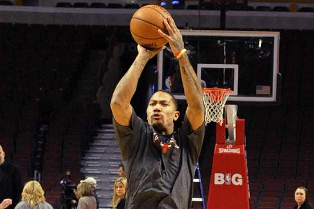 Thibs: Derrick Rose Out for Game 1 vs. Nets