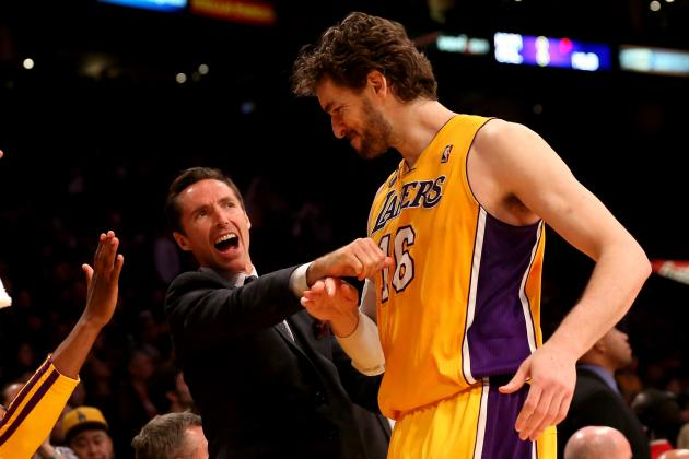 How Pau Gasol Is Transforming into LA Lakers' Most Critical Player