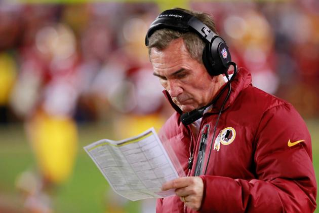 Washington Redskins 2013 NFL Draft: 26 Prospects Include Six Offensive Players
