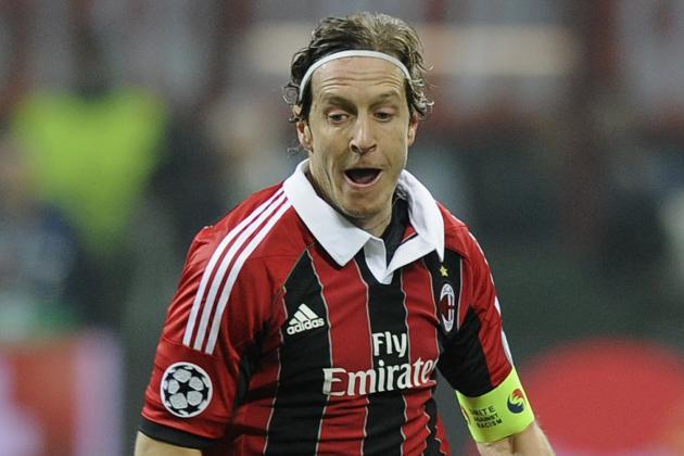 Ambrosini Back in Squad for Juve Clash