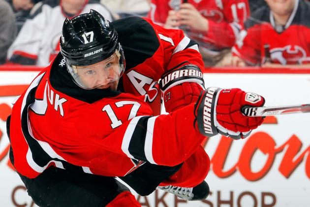 Ilya Kovalchuk Injury: Updates on New Jersey Devils Star's Shoulder