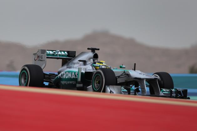 Nico Rosberg Hopes Pole Will 'Kickstart' His Season