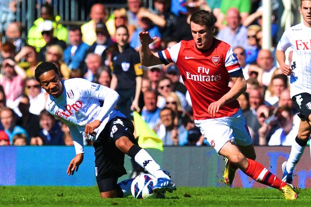 Fulham vs. Arsenal: Premier League Live Score, Highlights and Recap
