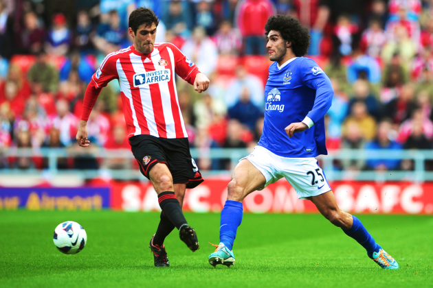 Sunderland Shocks Everton at Stadium of Light