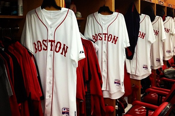 Red Sox to Wear Uniforms with 'Boston' on Front