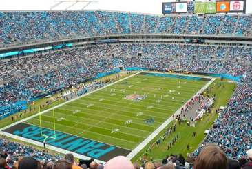 Charlotte, Panthers, Reach Agreement on Stadium