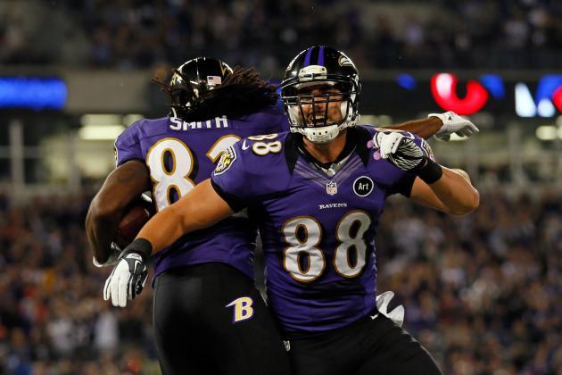 No Offer Sheets for Ravens' RFA's Pitta, Dickson as NFL Deadline Expires
