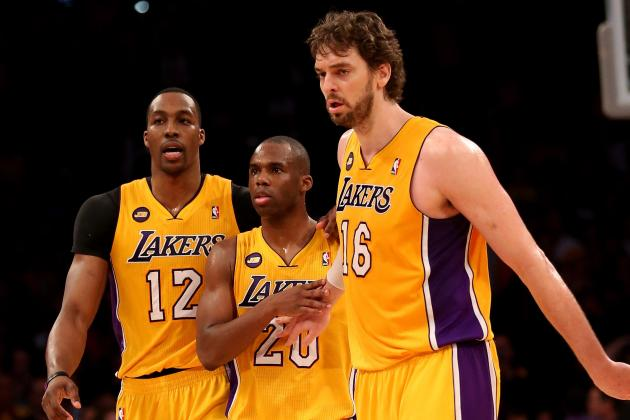 Lakers Announce 2013-14 Preseason Schedule, Including China Trip