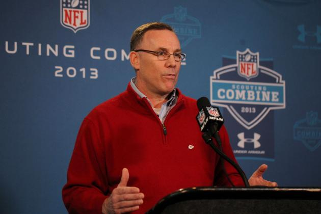 Four Options for Top NFL Draft Pick