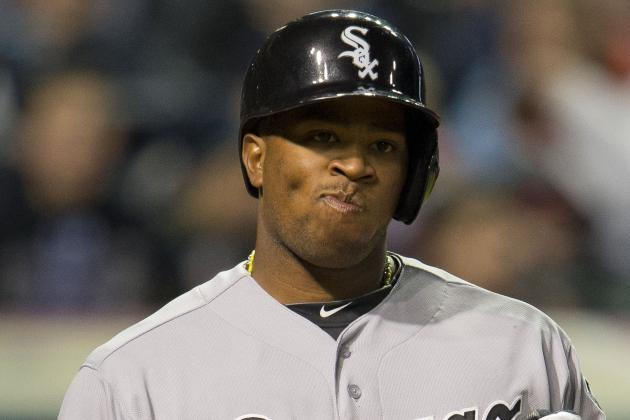 White Sox Place Dayan Viciedo on Disabled List