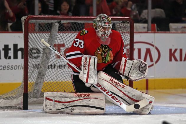 Chicago Blackhawks: Carter Hutton Deserves a Start Saturday
