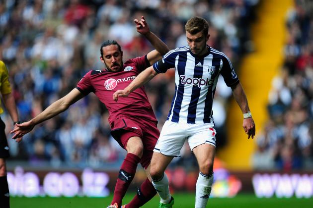 Match Report: West Brom 1-1 Newcastle