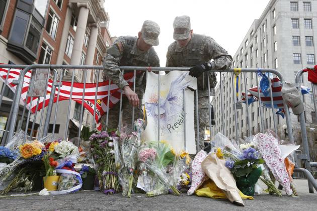 Boston Marathon Tragedy Hits Too Close to Home for Everyone