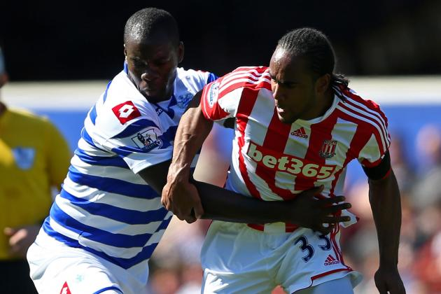 Queens Park Rangers 0 Stoke City 2: Match Report