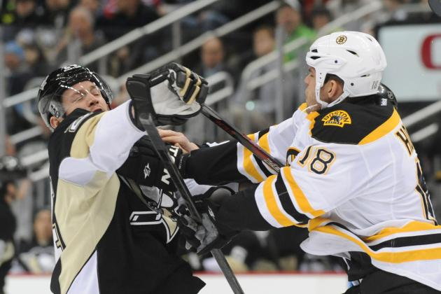 ESPN: Gamecast Pittsburgh Penguins vs. Boston Bruins