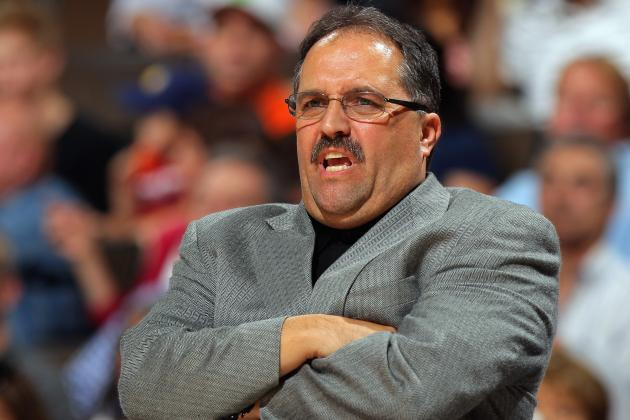 Stan Van Gundy Reportedly Not Interested in Current Head Coaching Openings