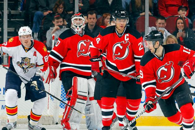 ESPN Gamecast: Florida Panthers vs. New Jersey Devils