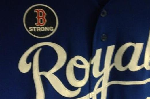 PHOTOS: Red Sox, Royals to Wear Special Jerseys on Saturday