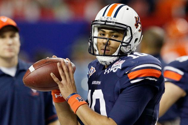 Auburn Spring Game 2013: Most Important Players to Watch in Tigers' Scrimmage