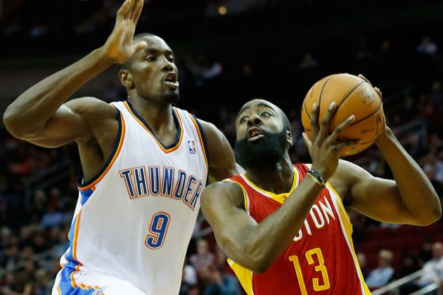 James Harden Trade Worked for Thunder and Rockets