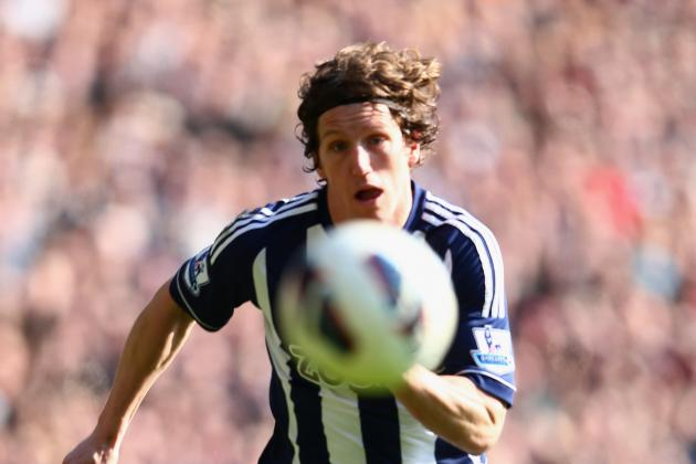 Premier League: Jones Rescues Point for West Brom Against Newcastle