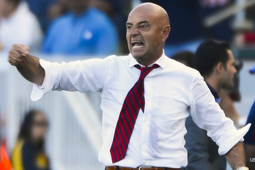 Chivas USA Coach Chelis Stokes the Fire Ahead of First Visit to Real Salt Lake