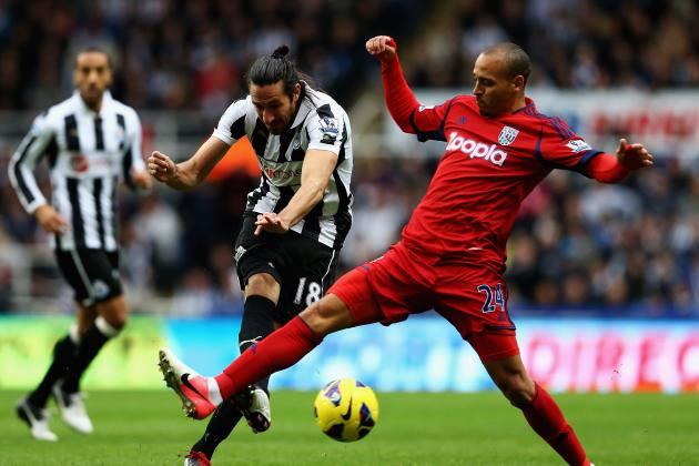 West Brom 1 Newcastle 1: Match Report  Express  Star