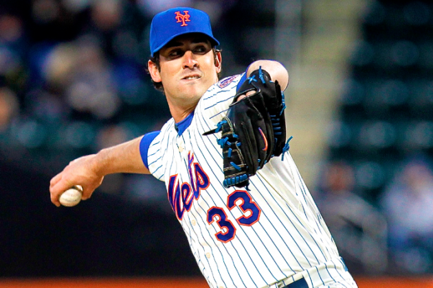 Matt Harvey Cements Place Among MLB's Best Young Aces After Strasburg Duel