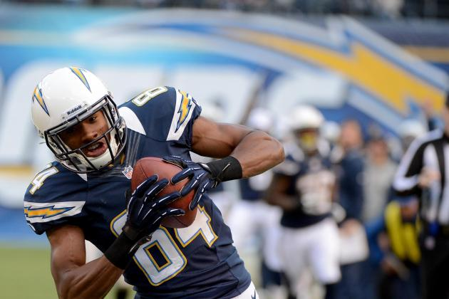 Chargers Won't Lose Danario Alexander