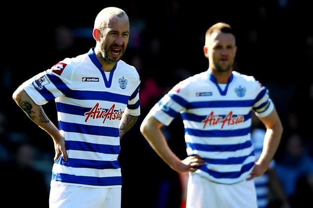 Stoke City Claim Rare Away Win to Leave QPR Staring into the Abyss
