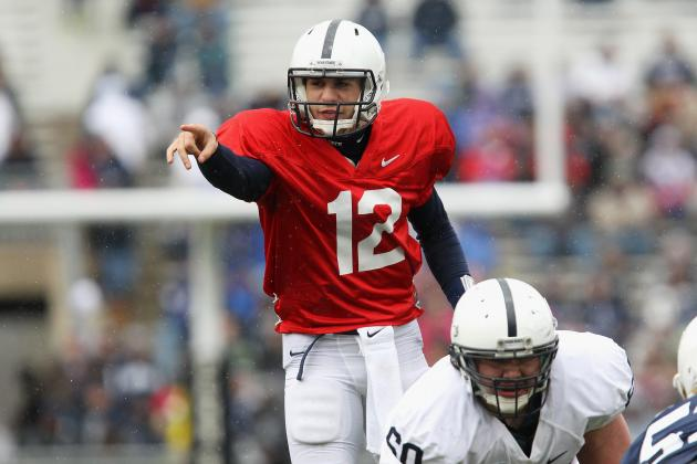 Penn State Football 2013 Spring Game: Live Analysis, Notes and Recap