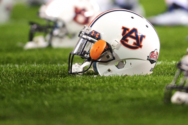 Auburn Football 2013 Spring Game: Live Analysis, Notes and Recap