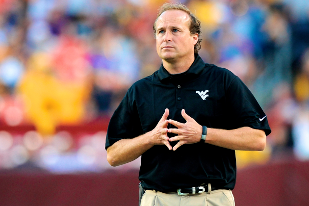 West Virginia Football 2013 Spring Game: Live Analysis, Notes and Recap