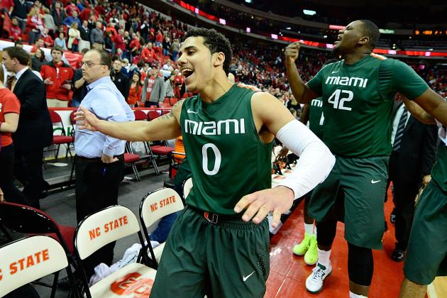 Shane Larkin Says He's Still Undecided on NBA Draft