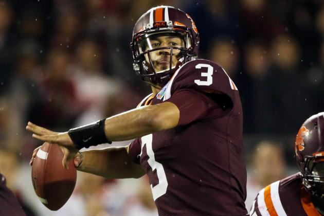 Virginia Tech Football 2013 Spring Game: Live Analysis, Notes and Recap