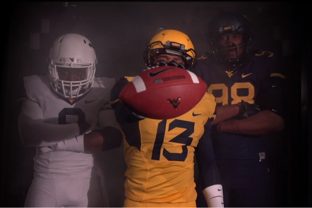 West Virginia Football: Mountaineers Unveil New Nike Uniforms at Spring Game