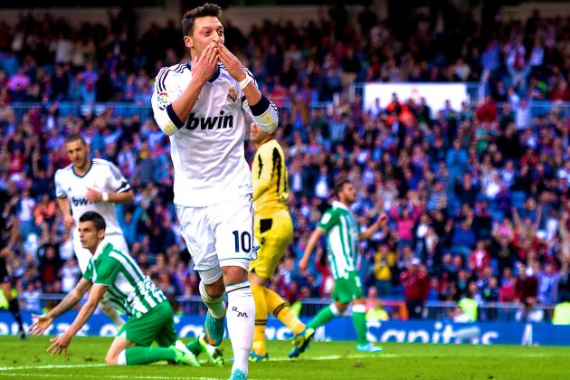 Real Madrid vs. Real Betis: Score, Grades and Post-Match Reaction