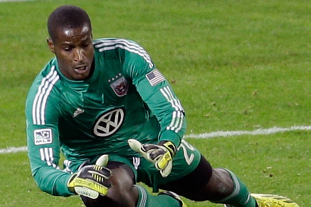 No Love Lost for DC United Goalkeeper Bill Hamid: 'I Don't Like Philly'