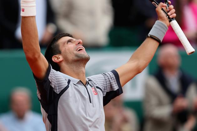Djokovic: 'I'm Going out There to Win'