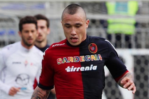 Inter Push for Cagliari Pair