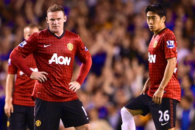 Shinji Kagawa vs. Wayne Rooney Is a Healthy Situation for Manchester United