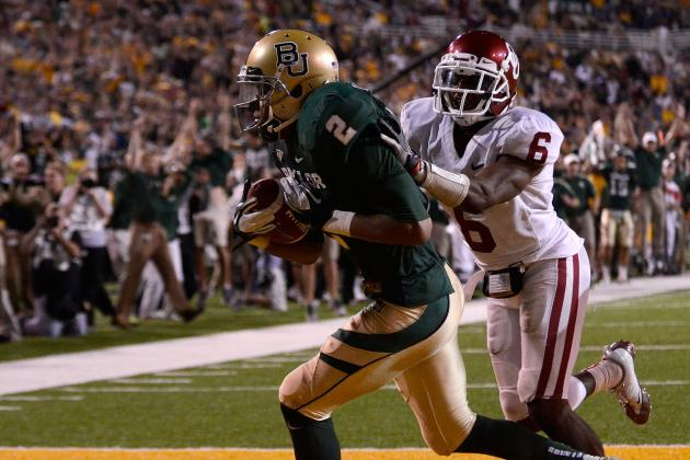 Terrance Williams Scouting Report: NFL Outlook for Baylor WR