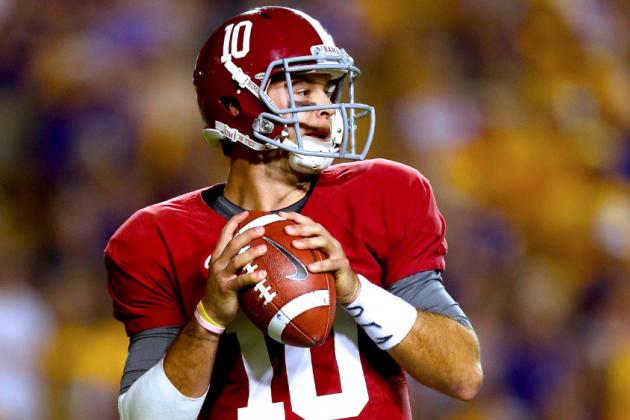 Alabama Football 2013 Spring Game: Live Analysis, Notes and Recap