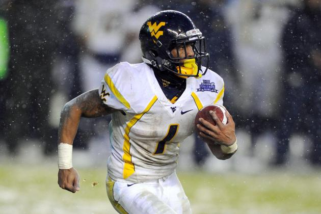 NFL Draft 2013: First-Round Wide Receivers Who Will Be Difference Makers