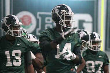6 Things to Pick Up on in Michigan State's Green-White Spring Game