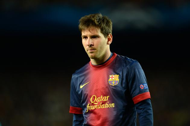 Lionel Messi Must Be in Top Form for Barcelona to Win Champions League Semifinal