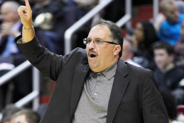 Report: Stan Van Gundy Not Interested in Cavs