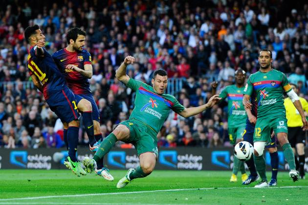 Barcelona vs. Levante: Score, Grades and Post-Match Reaction