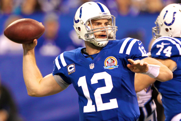 Andrew Luck vs. Robert Griffin: One Year Later, Who Got the Better QB?